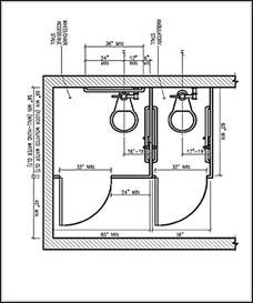 ada bathroom design ada bathroom dimensions and guidelines for accessible and safe bathroom home design ideas plans