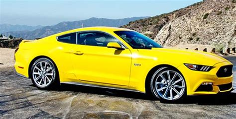 ford mustang hybrid redesign fords redesign