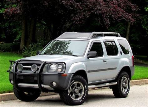 2003 nissan xterra lifted xterra lifted mitula cars