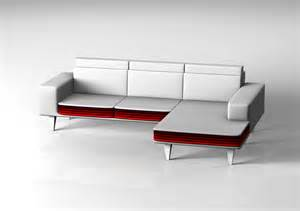 design sofa millefoglie l l shape sofa design by omc
