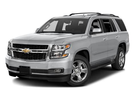 Build And Price Your 2017 Chevrolet Tahoe