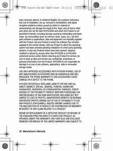 Kyocera E4710 Clamshell Phone User Manual E4710 S W En