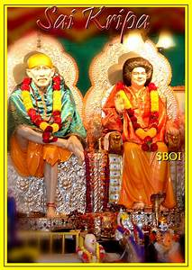Sri Sathya Sai ... Shirdi Sai