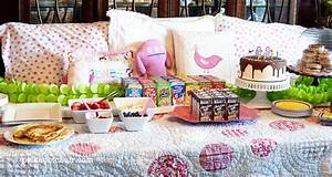 "Simple ""un"" Slumber Party - The Polkadot Chair"