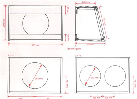 2x10 guitar speaker cabinet plans 2x10 guitar speaker cabinet plans 100 images mze