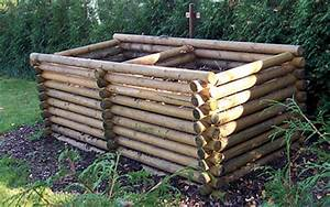 Kompost Richtig Anlegen : komposter bauen amazing von kompost in einem with ~ Lizthompson.info Haus und Dekorationen