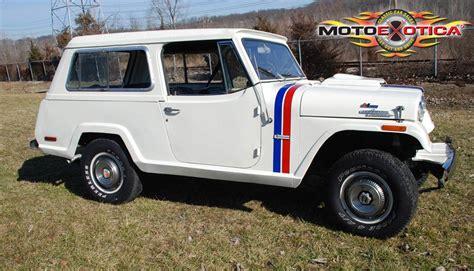 jeep commando hurst 1970 jeep jeepster commando hurst photo gallery autoblog