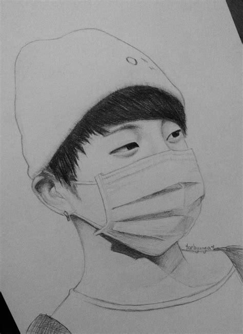 Bts Drawings Easy Jungkook
