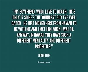 Hes My Boyfrien... Worried Boyfriend Quotes