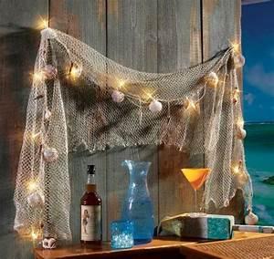 Fischernetz Deko Bad : fischernetz deko bringt eine maritime stimmung ins haus deko fischernetz deko strand deko ~ Eleganceandgraceweddings.com Haus und Dekorationen