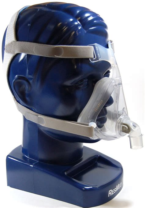 Resmed Quattro Air Mask With Headgear By Resmed Active Sleeper Claustrophobic