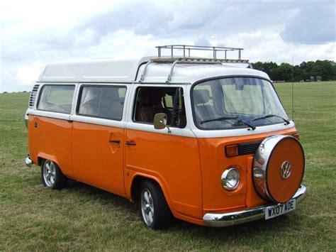 Classic Volkswagen Campervans (type 2