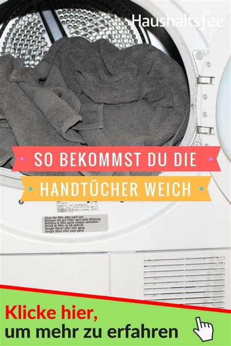 Handtücher Waschen Flauschig by Wie Bekommt Frottee Handt 252 Cher Weich Putzen