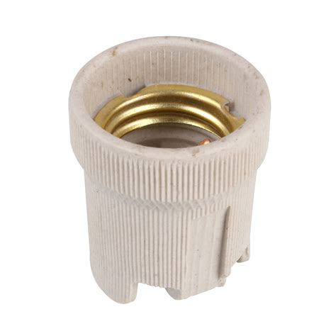 e27 ceramic porcelain socket bulb holder for heat