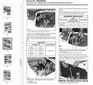 Sea Doo Boat Challenger 1800 Repair Manual 1997