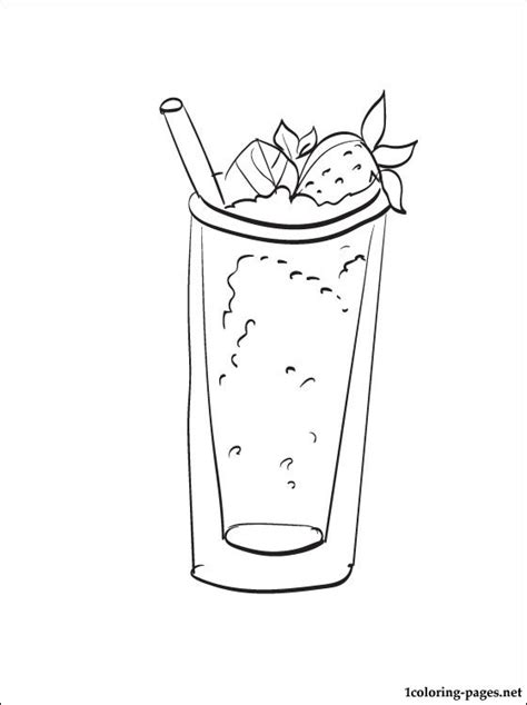 granita coloring page coloring pages