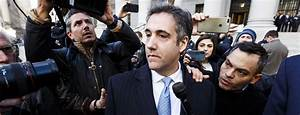 Former Trump lawyer Cohen faces 4 years in prison