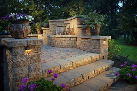 backyard water features how to a budget dinner or cost effective