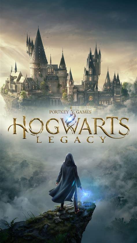 wallpaper hogwarts legacy artwork  games