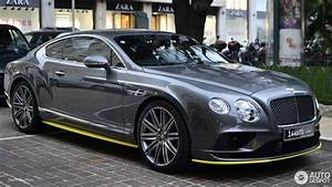 Bentley Continental Gt Speed : bentley continental gt speed black edition 2016 2 february 2017 autogespot ~ Gottalentnigeria.com Avis de Voitures