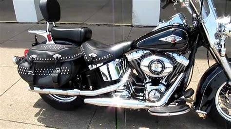 2012 Harley-davidson Heritage Softail Classic, Loaded, For