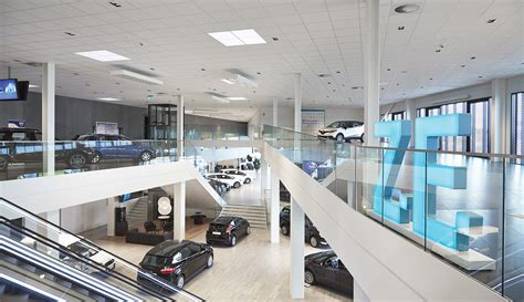 gallery  automotive showroom  herning krads