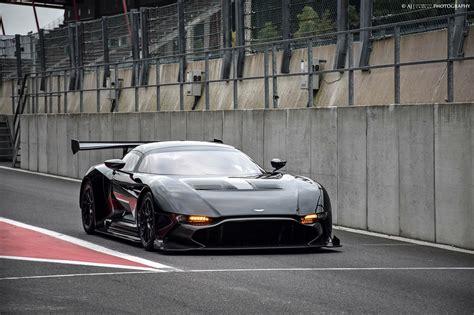 Aston Martin Vulcan Attack At Spa-francorchamps