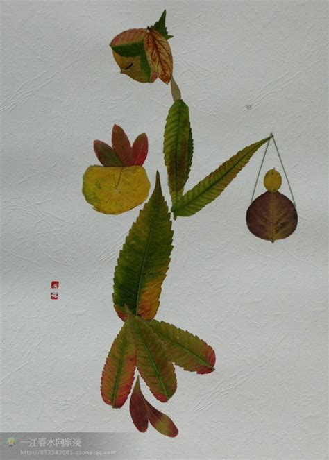 fun leaf art projects  kids diy tag