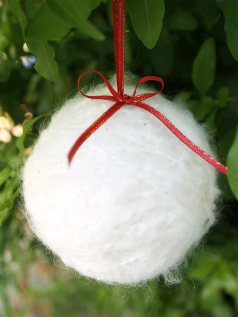 snowball christmas decor ideas    love