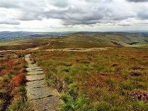 South Head, Mount Famine, and Kinder Scout - Peak District ...