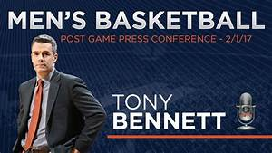 MEN'S BASKETBALL: Post Game Press Conference - Tony ...
