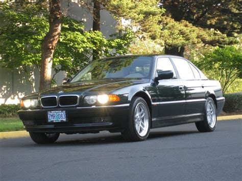 2000 Bmw 740il Ultimate Luxury Every Option1owner Mint