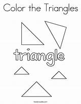 Coloring Triangles Pages Sheets Triangle Noodle Twisty Shapes Printable Twistynoodle Worksheets Activities Built California Usa Template sketch template
