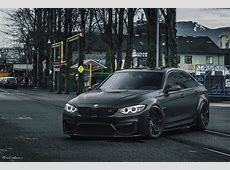 Murdered Out BMW M3 Joins The Dark Side, Looks Really