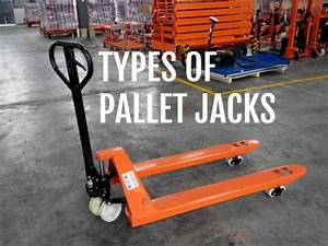Types Of Pallet Jacks - Price In Us And Uk