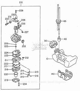 Robin  Subaru Ec03 Magic Screed Parts Diagram For Fuel Tank