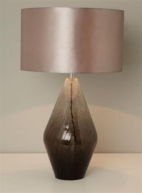 carrina table lamp bhs  good tall lamp  approx cm