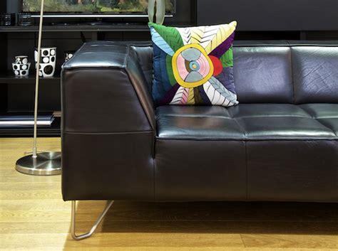 canapé milos les nouveaux canapés en cuir décoration