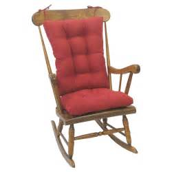 jumbo rocking chair cushions home design
