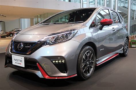 2017 Nissan Note Epower Nismo