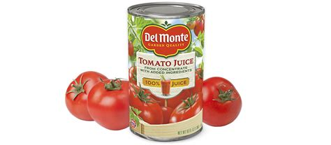 tomato juice tomatoes monte del delmonte serving sizes way foods inc ripeness picked vegetables peak fat