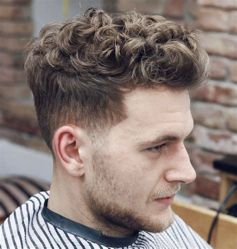 curly hairstyles  men  gentlemen hairstyles