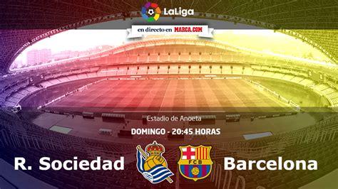 FC Barcelona: Real Sociedad vs Barcelona: El campo maldito ...