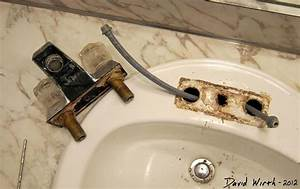 how to change a bathroom sink faucet remusdesignco With how to change a bathroom sink faucet