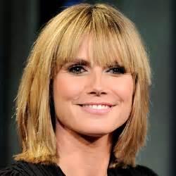 Heidi Klum's Changing Looks Instylecom