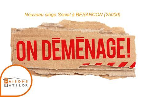 changement siege social déménagement siège social batilor