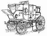 Horse Royal Buggy Mail Carriage Drawn Coloring Cart Coach Carriages Pages Stagecoach Drawing Sketches Colouring Aristocrats Stage Aristocrat Road Getdrawings sketch template