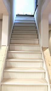 My Enroute Life  Ugly Basement Stairs Update