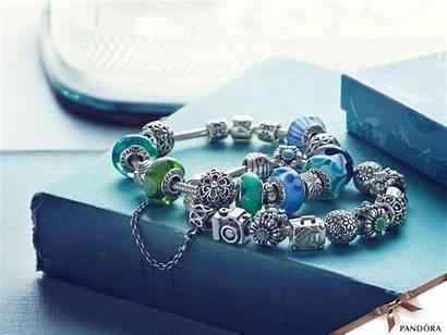Pandora Bracelet Bracelets Jewelry Charms Teal Wallpapers