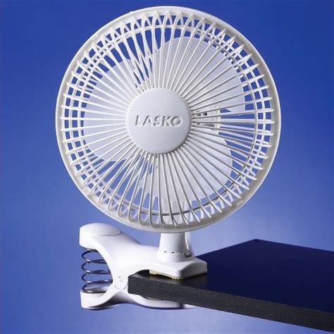 lasko table fan target lasko 2 speed 6 quot clip fan white target
